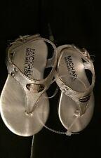 Michael Kors Infant/Toddler Sz 6  Demi Vervain Fashion Sandals NWT