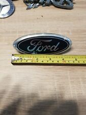 Genuine Ford mondeo focus  Rear Tailgate/ Boot Badge 115mm THICK
