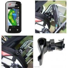 Golf Bag Clip Mount & Case for Sonocaddie V500 golf GPS
