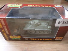 Easy Model 36265  T34/76 Tank    WWII Ground Armour  1/72 scale.