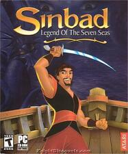 SINBAD Legend of the Seven Seas PC Game NEW in BOX WinX