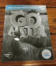 Go Math!: Chapter 3 Resource Book Grade 5 1st Edition