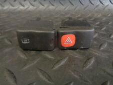 1998 SEAT AROSA 1.4 MPi 3DR HAZARD & DEMISTER SWITCHES 6N1953235