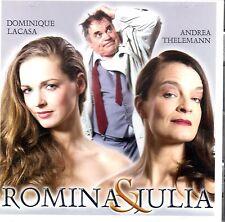 ROMINA & JULIA - Die Lieder - Musical CD - NEU