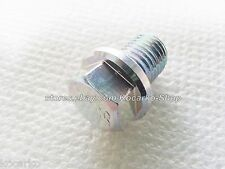 OEM Genuine Ssangyong Oil Pan Drain Plug 1PC #6659970030