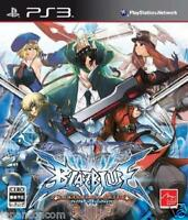 Used PS3 BlazBlue Continuum Shift SONY PLAYSTATION 3 JAPAN JAPANESE  IMPORT