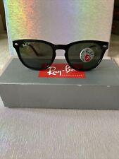 Ray Ban Sunglasses RB4140 Havana Black