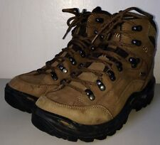 Lowa Renegade GTX Women's Brown Hiking Boots 6W Vibram Mono Wrap