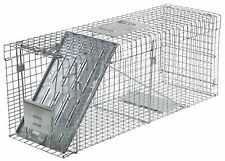 Havahart 1089  Collapsible One-Door Live Animal Cage Trap for Raccoon Stray Cat
