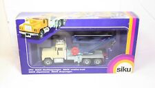 Siku 2917 Mack Wrecker Truck In Its Original Box - Mint Rare