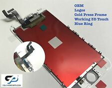 OEM Original White Digitizer LCD Front Screen Replacement for iPhone 6S PLUS +