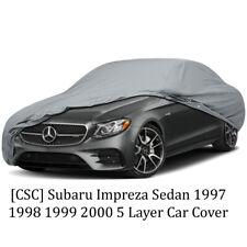 [CSC] Subaru Impreza Sedan 1997 1998 1999 2000 5 Layer Car Cover