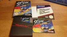 Ski Or Die Nintendo NES OVP CIB PAL B Boxed