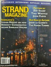 Strand Magazine Feb - May 2017 Mysteries Interviews Articles FREE SHIPPING sb