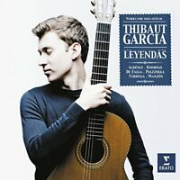 Thibaud Garcia - Leyendas - Works for Solo Guitar - Albeniz, Rodrogo, De [CD]