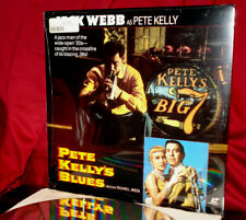 New 'PETE KELLY'S BLUES' - 1920s Jazz Drama on 12-Inch Laser Disc, SEALED