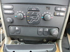 VOLVO XC90 HEATER CONTROL PANEL  DUAL CLIMATE HEATED SEATS  8682734 1023436C