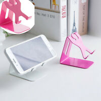 Cellphone Accessories Mobile Phone Holder Cellphone Tablet Desk Mount Stand