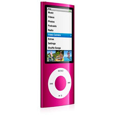 Apple iPod nano 5th Generation Pink (8 Gb) Mc050Ll/A