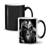 Ape Beast Warrior NEW Colour Changing Tea Coffee Mug 11 oz   Wellcoda