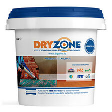 Dryzone Cremé 5l Polybeutel - patentierte Horizontalsperre