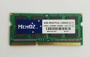 4GB RAM DDR3L Laptop RAM 1600MHz Sodimm 12800S Notebook Memory 5 Years Warranty