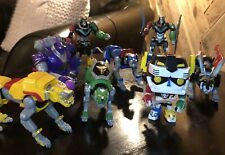 Voltron legendary defender lot of 8 TOYS - with Funko Pop!