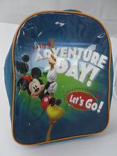 Disney Mickey  * Kindergartentasche * Rucksack * Blau mit Motiv * Neu