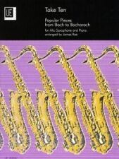TAKE TEN Alto Saxophone & Piano Rae*