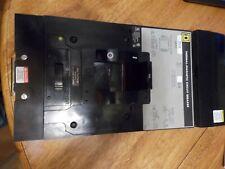 Square D La 3 pole 350 amp 600v La36350 Circuit Breaker