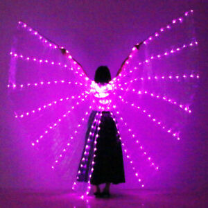 Rainbow Wings - LED Butterfly Costume【Buy 2 free shipping+Save $5】
