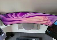 Monitor Samsung LC34F791 34'' QuadHD Ultrawide Curvo