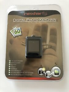 NEXTAR 1.5-Inch Digital Photo  Key Chain Brand New. Unopened