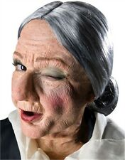 Reel FX Granny Old Lady Theatrical Makeup Costume Mask
