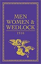 Men, Women and Wedlock (Gift Book), New, Celt Book