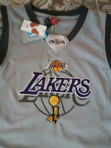 "Vintage*KOBE BRYANT* ""The Finals 2010""*Gray Majestic #24 Jersey (50) *VERY RARE!"