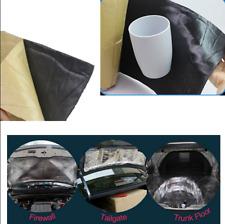 250×100cm Car Truck Firewall Sound Deadener Heat Shield Insulation Mat For Volvo