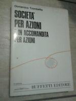 Trombetta - SOCIETA' PER AZIONI E IN ACCOMANDATA PER AZIONI - 1983 - Buffetti