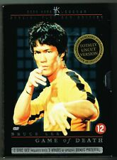 BRUCE LEE HONG KONG LEGENDS GAME OF DEATH RARE LONG OOP 2001 2-DVD LOTS OF BONUS