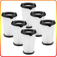 6 Stück Filter Für AEG CX7 CX7-2 Ergorapido Staubsauger Artikelnummer AEF150