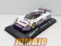 24H106 voiture 1/43 IXO Altaya 24 Heures Le Mans : JAGUAR XJR12 Winner 1990