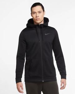 Nike Men's Full-Zip Training Hoodie Therma Jacket
