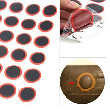 Motor Bicycle Bike Tyre Tire Inner Tube Puncture Rubber Patches Repair Kit AU~