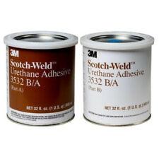 3m Scotch Weld Urethane Adhesive 3532 Brown Part Ba 1 Quart Kit
