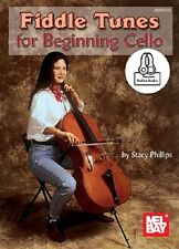 FIDDLE TUNES FOR BEGINNING CELLO *NEW* BOOK
