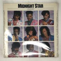 Midnight Star Headlines LP Vinyl Record Original 1986 First Pressing Soul Funk