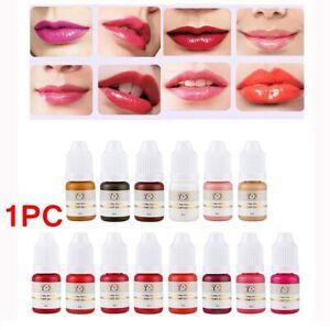 Supplies Tattoo Ink Pigment Eyebrow Eyeliner Lipliner Microblading Body Art