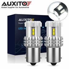 AUXITO 1156 BA15S 7506 LED Back up Reverse Turn Signal Parking Light Bulb 6000K