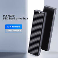 ORICO M2PF-C3 TypeC M.2 NGEF SSD Enclosure 5Gbps Type-C Mobile External Box Case