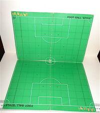 DRIBBLING 70/80s Foropa italy soccer game - gioco del calcio no Subbuteo